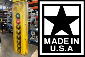 wisconsin manufacturing companies, crane control systems, overhead crane components, pro cover control plus, crane power, innorvex.com innorvex manufacturing pendants parts, Industrial Crane control protective covers, crane control panels, pendant replacement parts, crane overload protection, overhead crane control, wisconsin manufacturing companies, overhead crane cable, components of crane, cover control, pendant control safety cover,